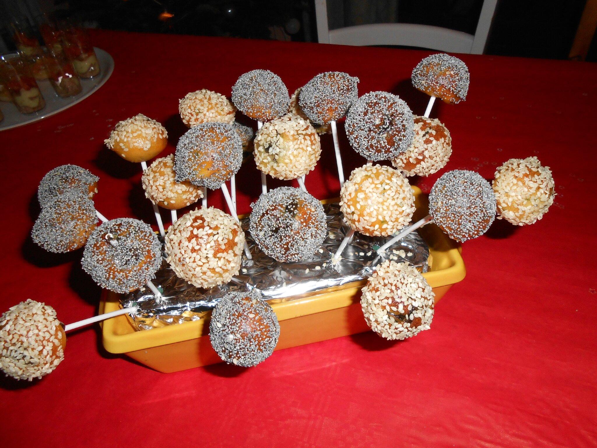 Pop Cakes Sales Noel
