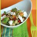Salade métissée