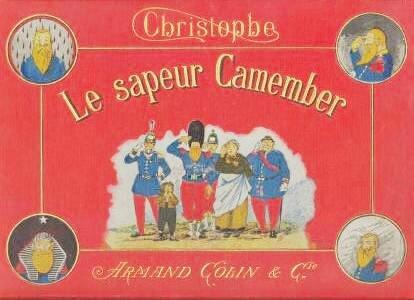 Livre Sapeur Camember