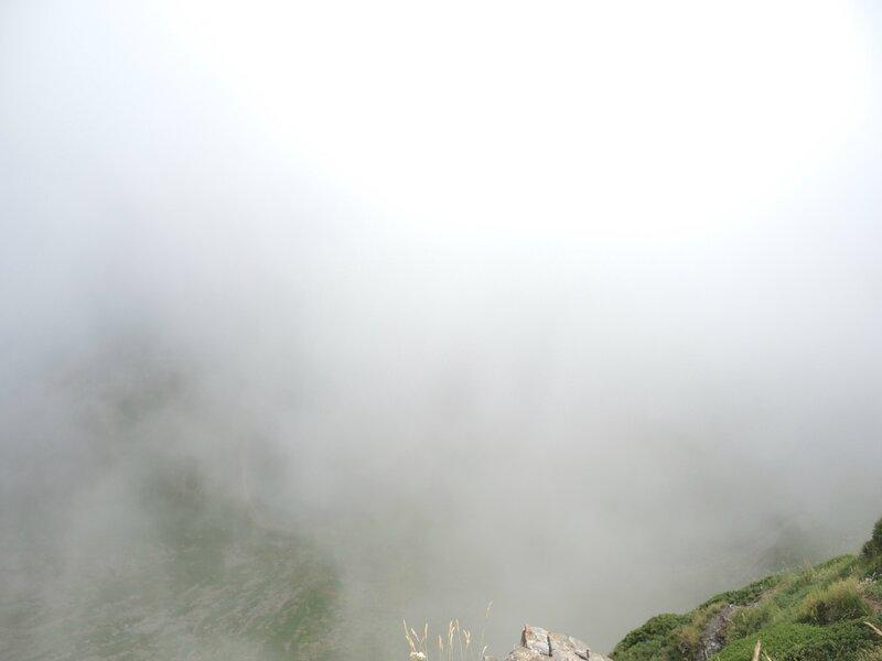 Lac du Montagnon, panorama depuis Montagnon d'Iseye (64)