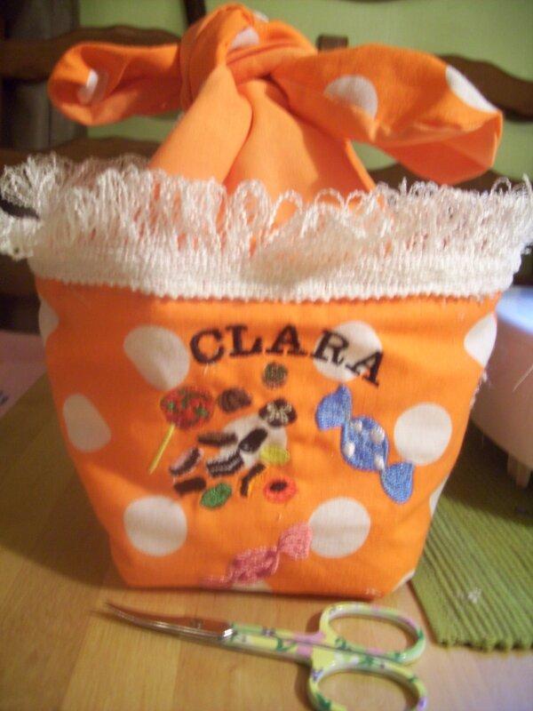 pour les bonbons !!hummmm
