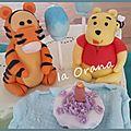 Tigrou et Winnie , les amis pour la vie !