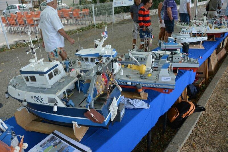 les maquettes de Miniflotte