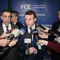 L'algérie en colère contre macron
