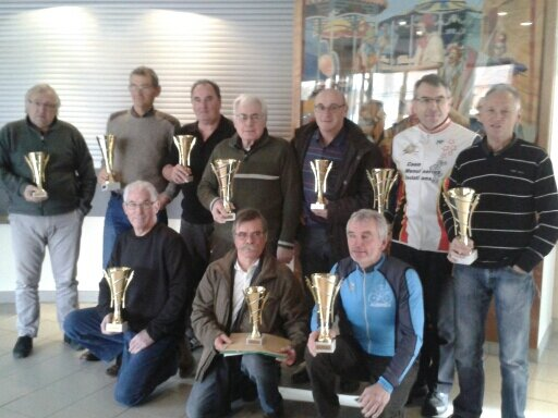 challenge FSGT Calvados 2016