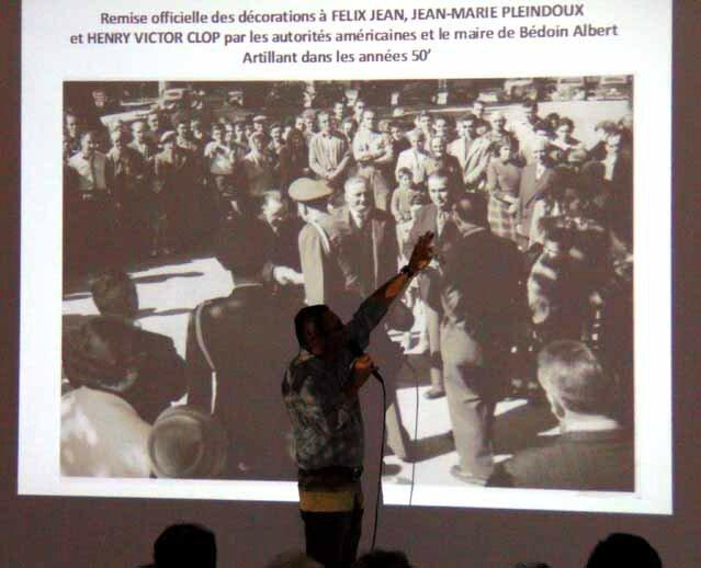 Conférence-Bédoin 11 octobre 2015