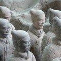 L'Armée enterrée, Xi'An