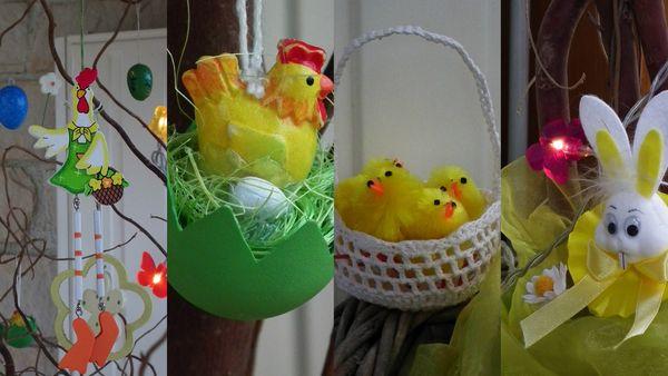 Décors Pâques 20131