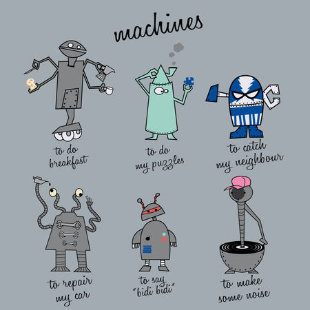 machines