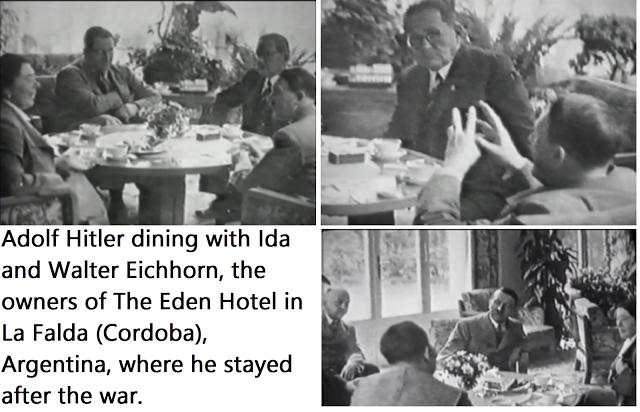 Hitler in Argentina - The Eden Hotel