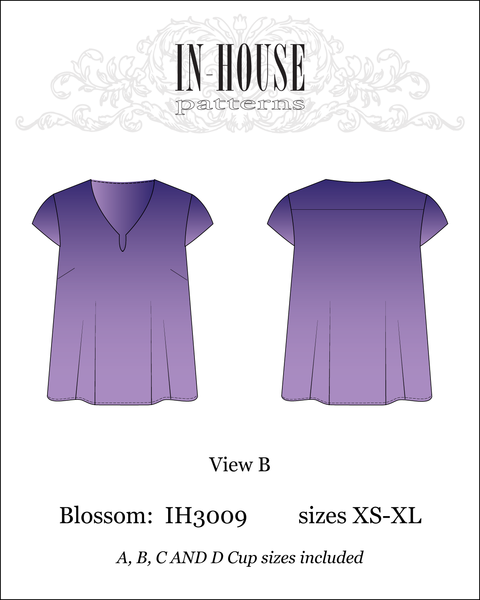 In-House Patterns - Blossom B