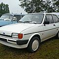 Ford fiesta 1000 fun mk2 1987