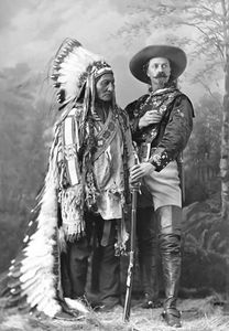 Sitting Bull-Buffalo Bill