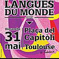 Uropi: forom des langues de toulouse 2015 - form de lingus moldi - world languages forum