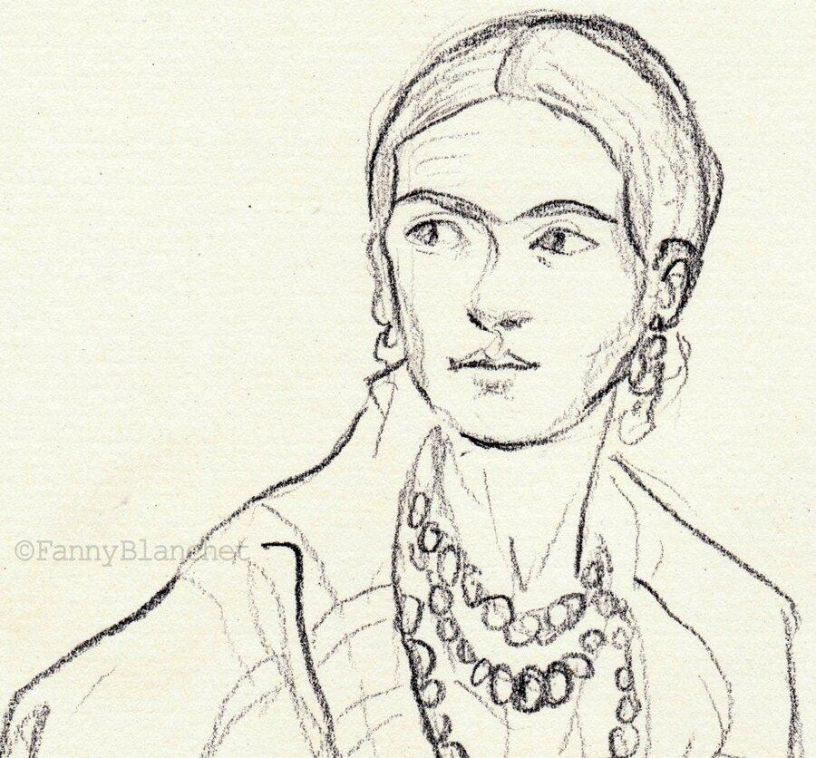 Le blog de fanny blanchet for Artiste dessin