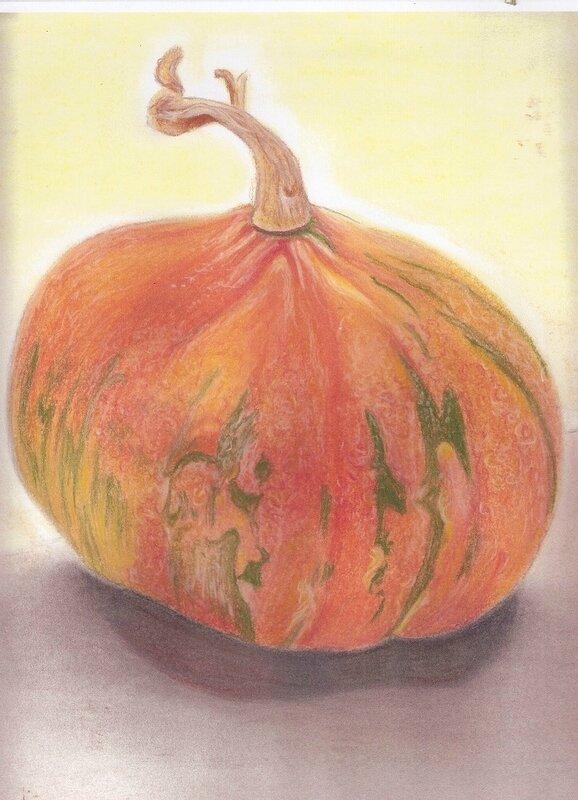 n°86-défi 161-fruit d'automne