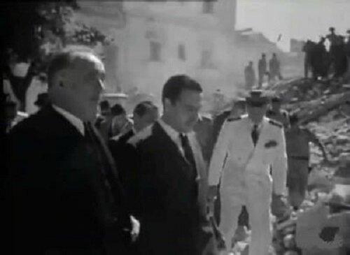 Mitterrand Orléansville 1954