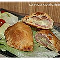 Chausson bacon fromage