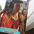 Nina volkovitch tome 3 : le combat - carole trebor
