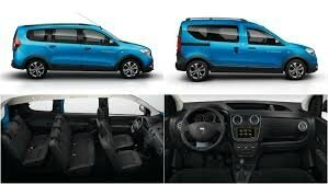 DACIA LAND EXPLORER LODGY STEPWAY