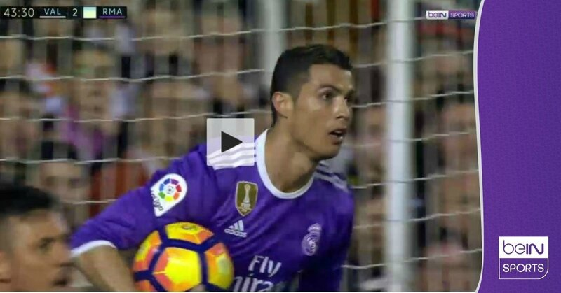 But Ronaldo, but Valence Real Madrid, video Valencia Real Madrid, resume Valence Real Madrid