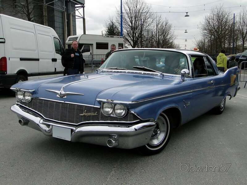 imperial southampton hardtop coupe 1960 a