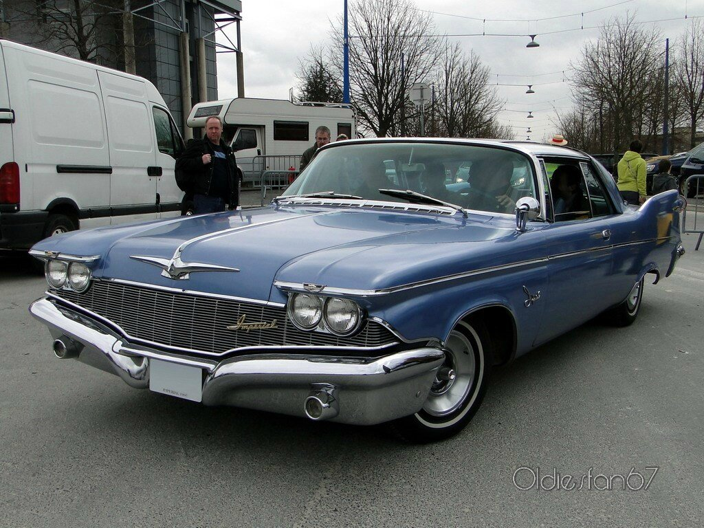 Imperial Custom Southampton Hardtop Coupe 1960