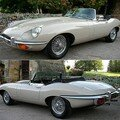 JAGUAR - Type E Cabriolet - 1969