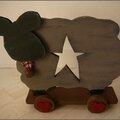 mouton étoile 1