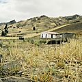 LAGUNE DE QUILOTOA : paysage