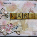mini-album Paris