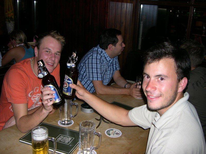 Munich : la ville de la bière ! Soirée mémorable avec Chris