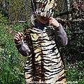 Célestin est un tigre....