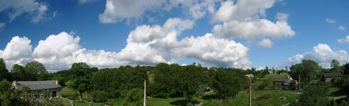 2008 06 12 Panorama du ciel à 17h47