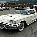 Ford thunderbird hardtop coupe-1960