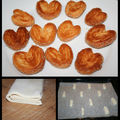 Palmiers feuillets