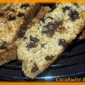 Biscotti orange-chocolat !