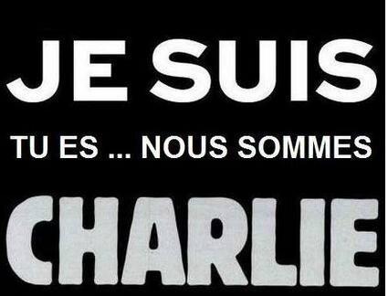 POUR LA LIBERTÉ D'EXPRESSION ! En hommage aux victimes de l'ignoble attentat du 07 janvier 2015 /11 H 30