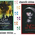 La saga the mortal instruments, t.1