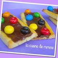 Bisc& M&M's (comme au supermarch ! parce qu'on est tous des grands enfants ^^)