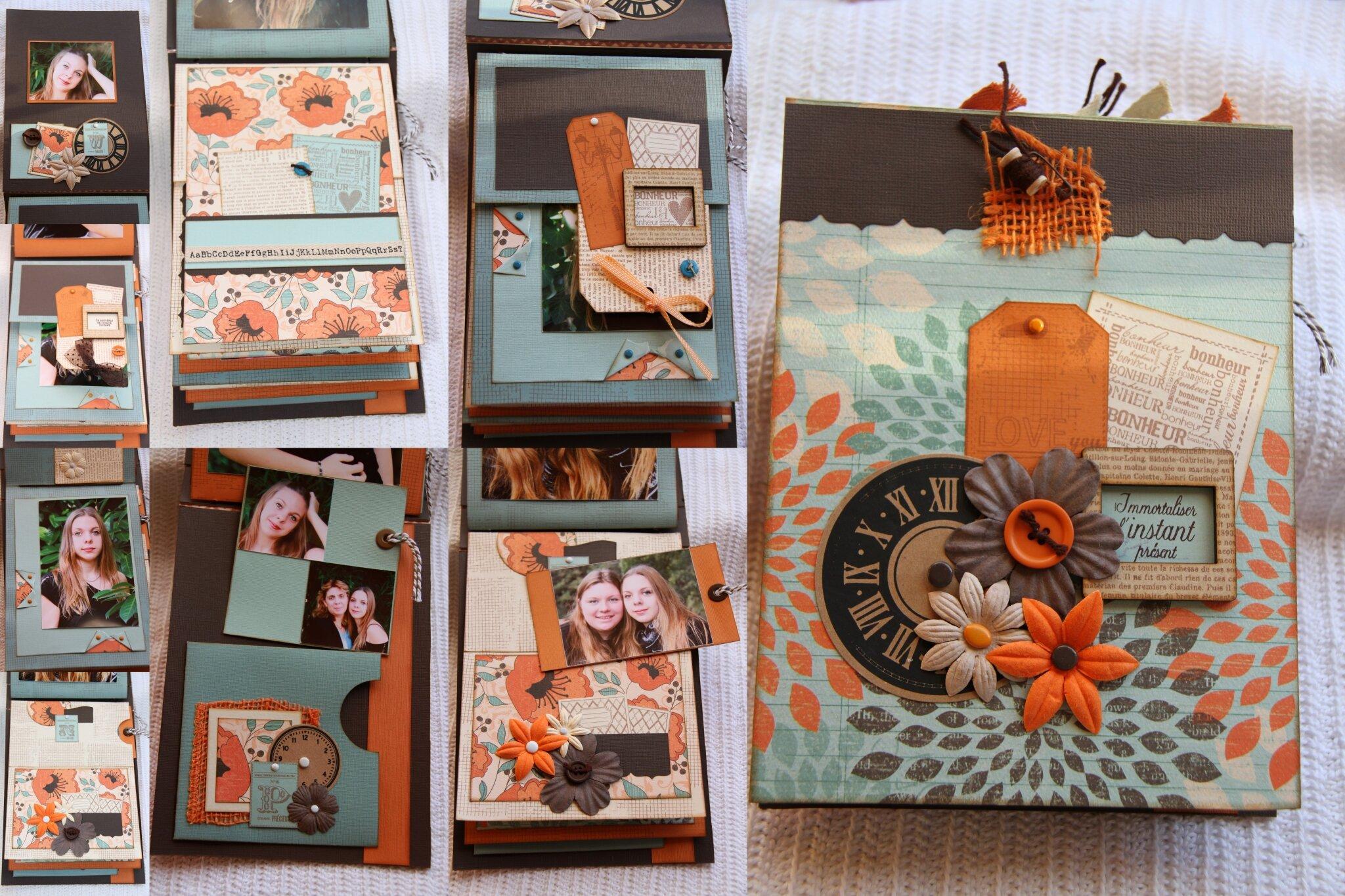 """Kit album """"BLOOM"""" Février 2013"""