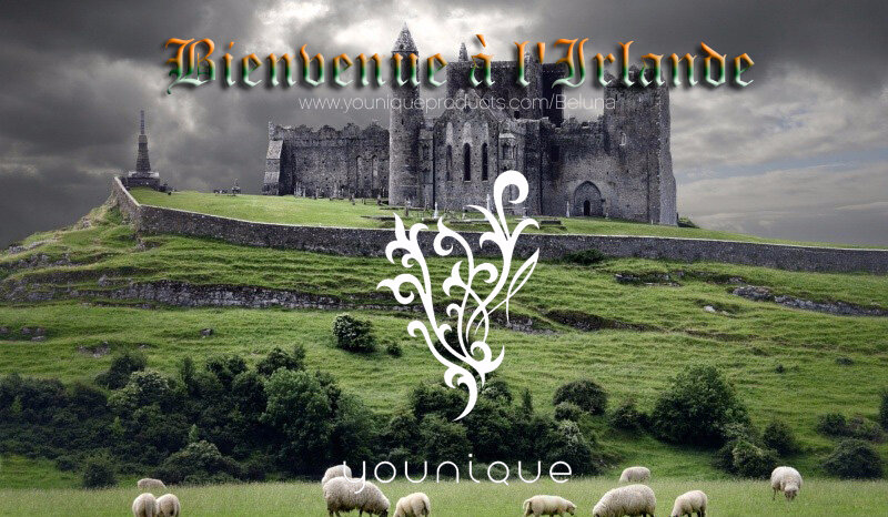 Younique arrive en Irlande