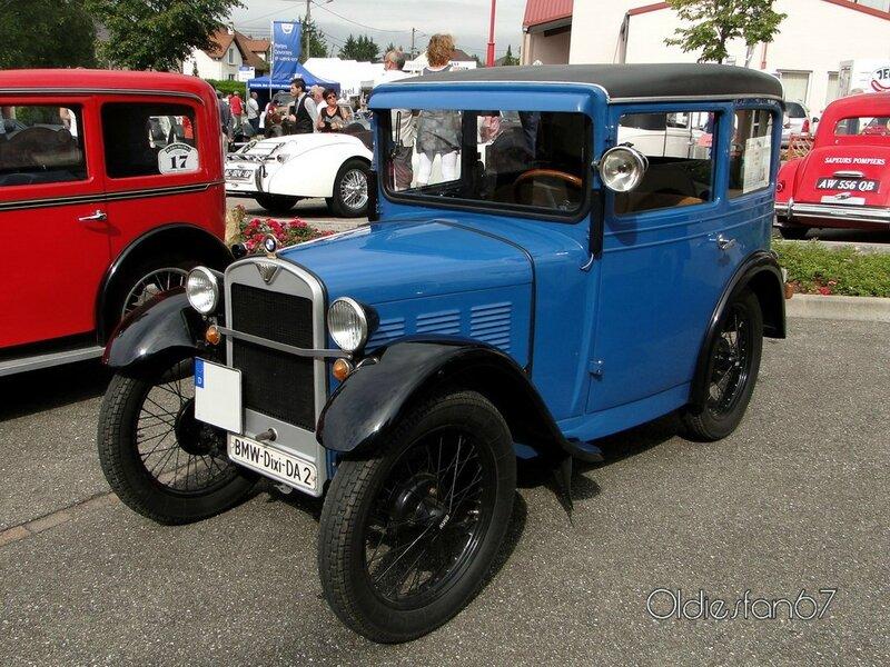 bmw dixi 3-15 da2 1929 a