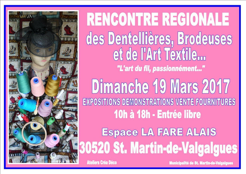 rencontre brodeuses 2017
