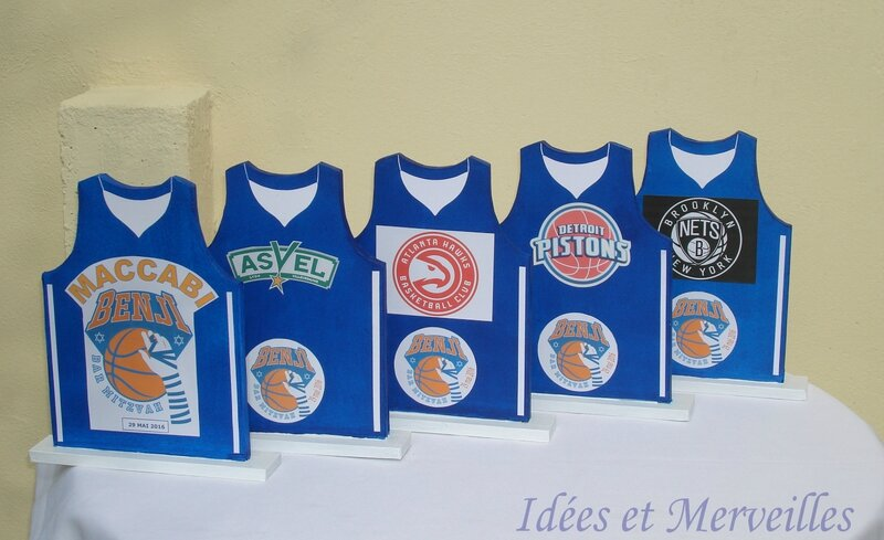 centre de table Basket Ball - Idees et merveilles (3)