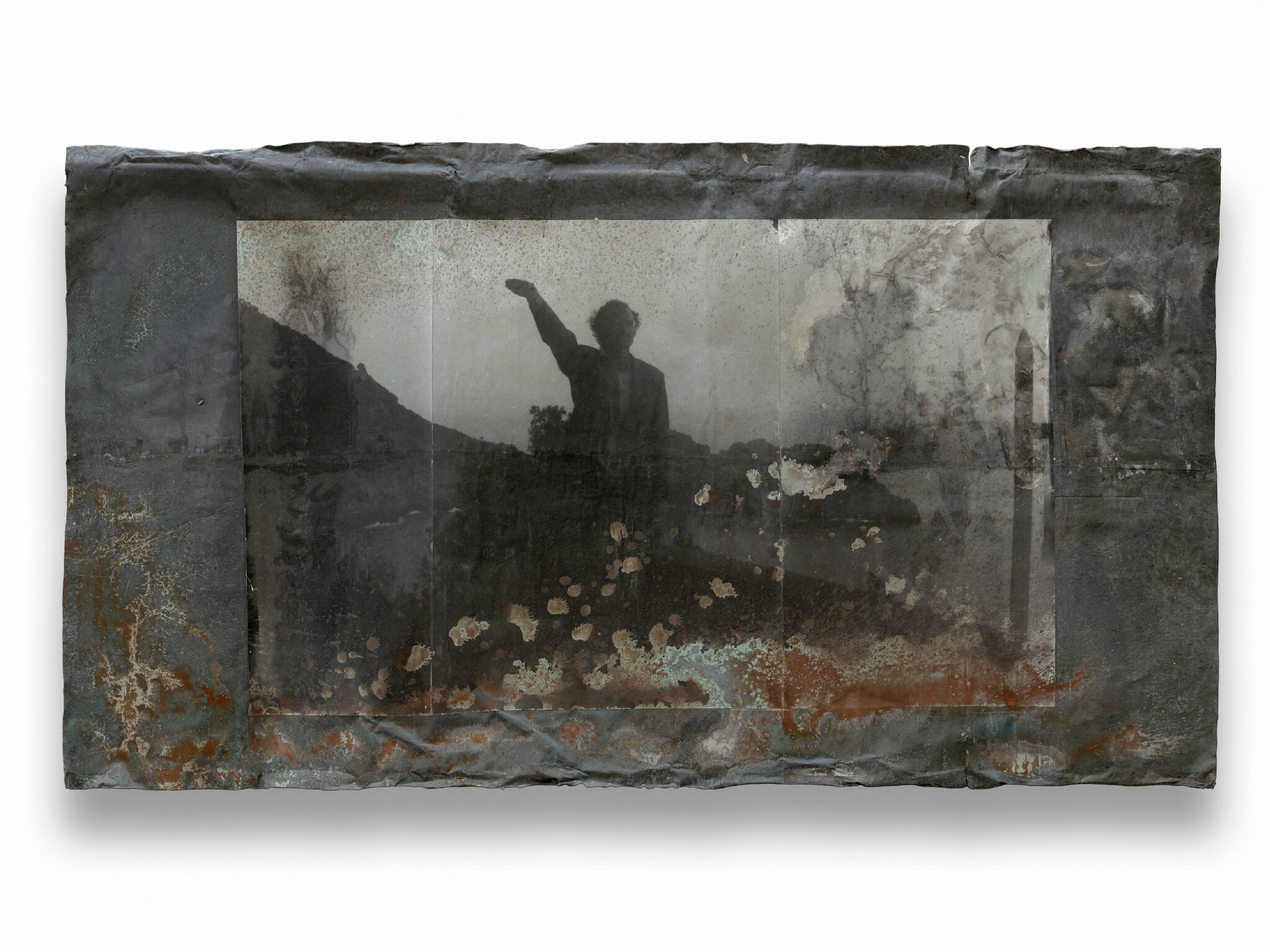 The Michael & Eleonore Stoffel Stiftung acquired five works by Anselm Kiefer for the Bayerische Staatsgemäldesammlungen