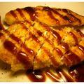 Tonkatsu de poulet