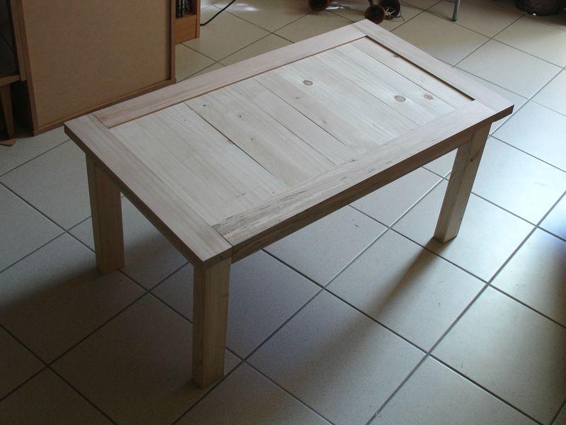 Table A Manger En Bois Et M Tal Atelier Seconde Vie