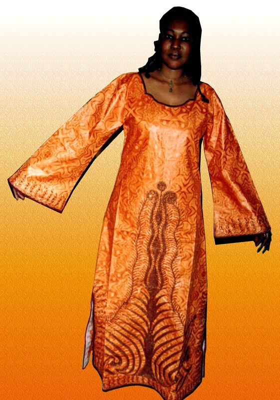 5 Robes Brod 233 Es Album Photos Darou Fanay Couture