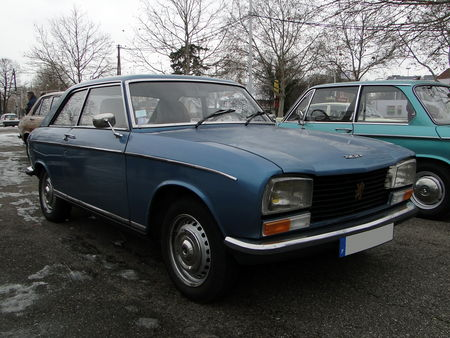 PEUGEOT_304_S_Coup____1972_1975__Retrorencard 1
